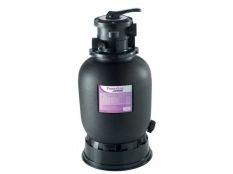 Piscina desmontable circular de acero Tenerife Gre profundidad 90 cm