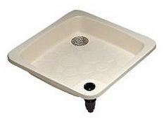 Plato de ducha para piscina Astralpool 80x80 cm