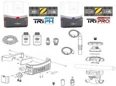 Recambios Módulo Dual Link (TRi Pro) Zodiac