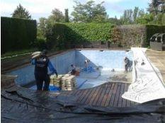Reparación piscinas en Madrid