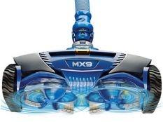 Robot limpiafondos Hidráulico Zodiac Mx9