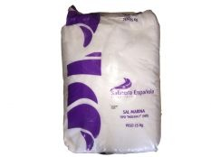 Sal para piscinas fina especial para cloradores salino 25 kg Natur Clara