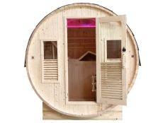 Sauna de vapor Gaia Bella 3-4 personas