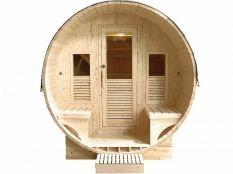 Sauna de vapor Gaia Luna 3-6 personas