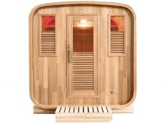 Sauna de vapor Gaia Nova 3-6 personas