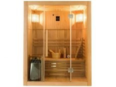 Sauna de vapor Sense 3 para 3 personas