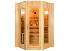 Sauna de vapor Zen 4 para 4 personas