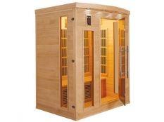 Sauna infrarrojos Apollon Poolstar 3 personas