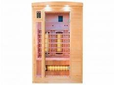 Sauna infrarrojos Apollon Quartz Poolstar 2 personas
