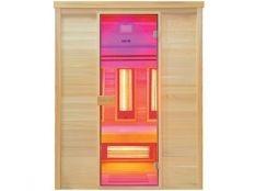 Sauna infrarrojos Multiwave 3 personas Holl's