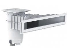 Skimmer Design A800 boca estrecha en ABS piscina de liner y hormigón Hayward