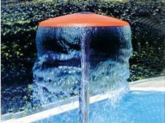 Seta de agua para piscina Astralpool