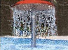 Seta de agua Niagara para piscina