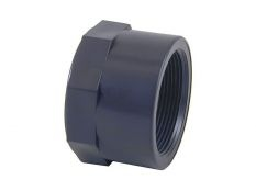 Tapon PVC rosca hembra para piscinas Cepex