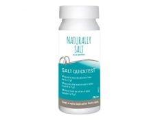 Tiras analíticas de sal salt Quicktest de Bayrl