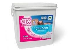 CTX-300 gr ClorLent cloro granulado al 90%