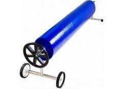 Tubo enrollador telescópicos manual de piscina diámetro 100 mm