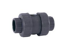 Valvula antiretorno encolar PVC de 20 x 1 1/2