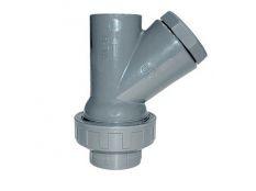 Válvula de retención de bola PVC Cepex