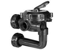 Válvula selectora Astralpool Flat lateral 1 ½