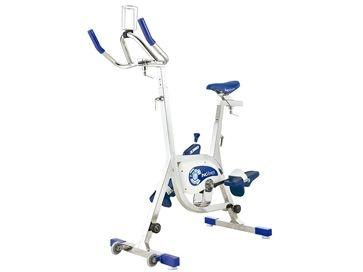 Bicicleta acuática para piscina Inobike 7 Waterflex de Poolstar