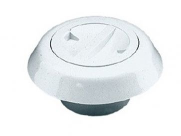 Boquilla de aspiración Astralpool en ABS para encolar Ø 50 mm