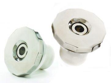 Boquilla impulsión en acero inoxidable para roscar Ø 63 mm
