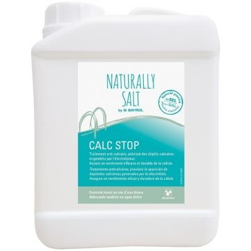 Calc Stop 2 l antical líquido para cloración salina Bayrol