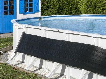 Calentador solar piscina elevada Gre