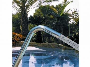 Cañón para piscina modelo luxe Astralpool en acero inoxidable Aisi 316