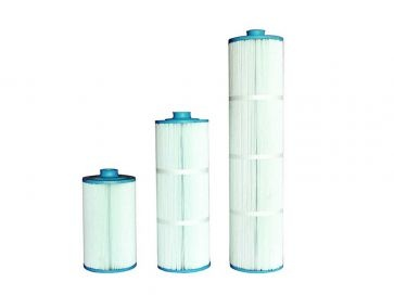 Cartuchos para filtro Total Pool de piscina Nilo