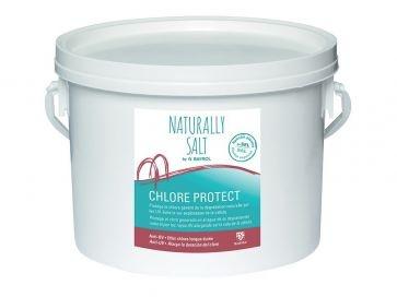 Chlore protect Protector de cloro especial cloración salina 2 kg Bayrol