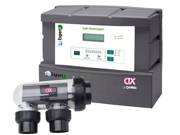 Clorador salino Salt Expert Vx Ctx Certikin.
