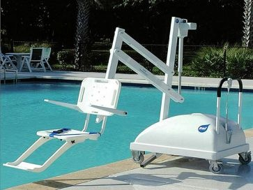 Elevador portatil para piscinas PAL II Astralpool