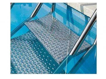 Escalera piscina de fácil acceso Land