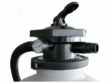 Filtro de arena Monobloc Dpool XS 5 con depuradora y con bomba