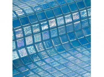 Gresite para piscina Azur iris 25 x 25 mm