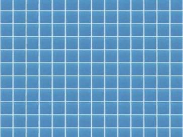 Gresite para piscinas Azul C6 25 x 25 mm