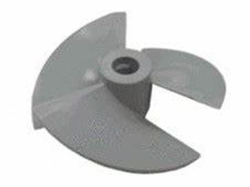 Hélice turbina y tornillo para robot limpiafondos Hayward Aquavac Tiger Shark