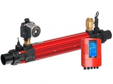Intercambiador de calor Electro G2 Equipado
