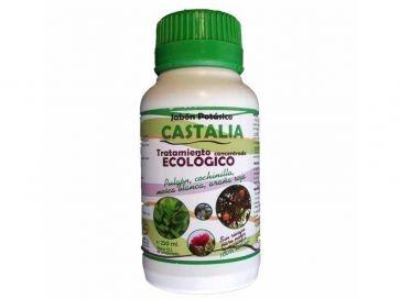 Insecticida ecológico Jabón potásico Castalia