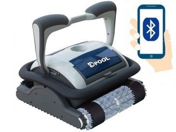 Limpiafondos Dpool Master Evo Fondo y Pared con Bluetooth