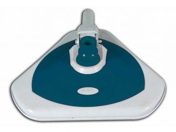 Limpiafondos manual Qp triangular Élite