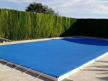 Lona invernaje piscina