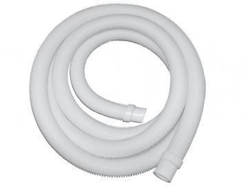 Manguera limpiafondos autoflotante con racord 6,5 m Ø 38 mm para piscinas Dpool