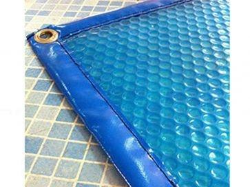 Manta térmica piscina barata Classic 400  micras con orillo