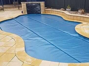 Manta térmica piscina barata Classic 400 micras sin orillo