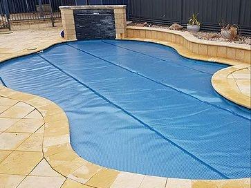 Manta térmica piscina barata Classic 600  micras sin orillo