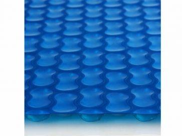 Manta térmica piscina barata GeoBubble 400 micras con orillo