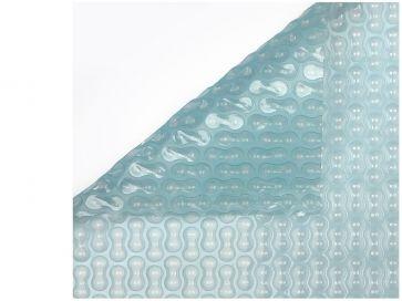 Manta térmica piscina barata GeoBubble 500 micras Sol Guard sin orillo